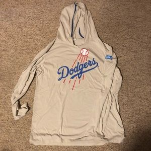LA Dodgers light weight pullover